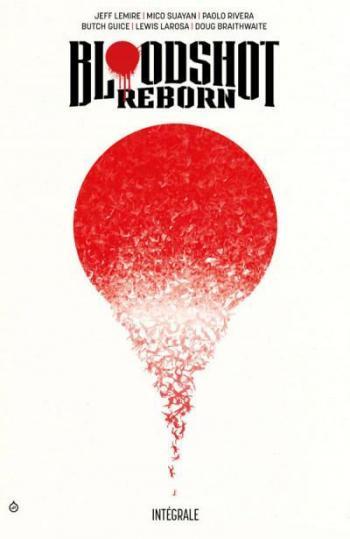 Couverture de l'album Bloodshot Reborn - INT. Intégrale