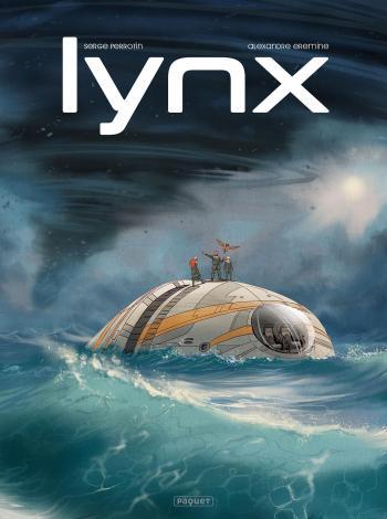 Couverture de l'album Lynx - 1. Tome 1