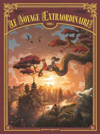 Couverture de l'album Le Voyage extraordinaire - 7. Cycle 3 - Vingt mille lieues sous les glaces 1/3