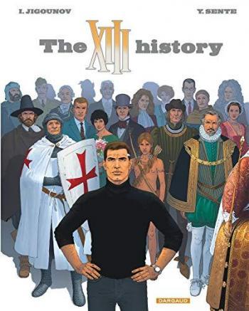 Couverture de l'album XIII - 25. The XIII history