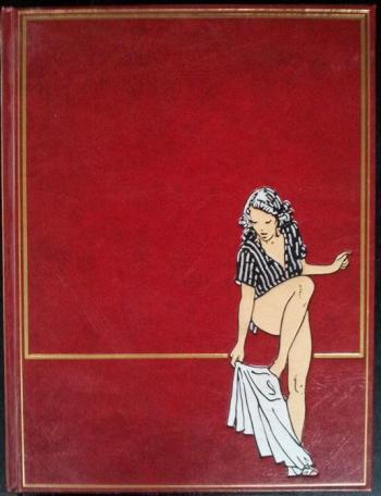 Couverture de l'album Les chefs-d'œuvre de la bande dessinée érotique - 4. Grands Maitres