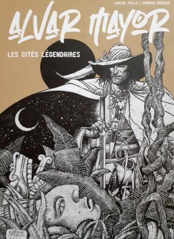 Couverture de l'album Alvar Mayor Les cités légendaires (One-shot)