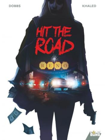 Couverture de l'album Hit the Road (One-shot)