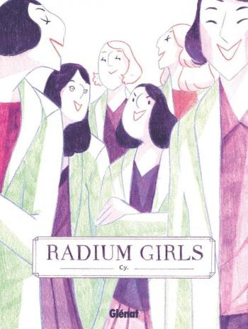 Couverture de l'album Radium Girls (One-shot)