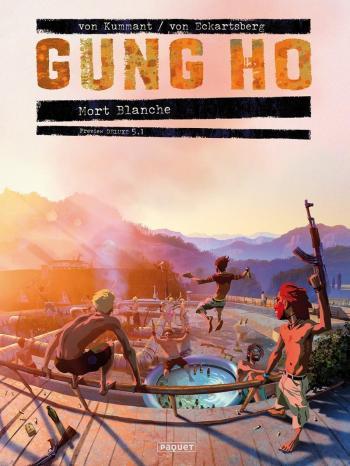 Couverture de l'album Gung Ho - 9. Mort blanche 5.1