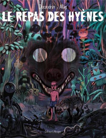 Couverture de l'album Le Repas des hyènes (One-shot)