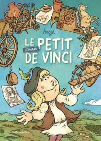 Couverture de l'album Les petits génies - 2. Le Petit Léonard de Vinci