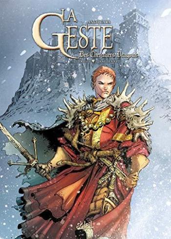 Couverture de l'album La Geste des Chevaliers Dragons - 30. L'ancienne