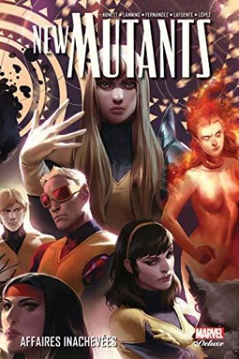 Couverture de l'album New Mutants - 3. Affaires inachevées