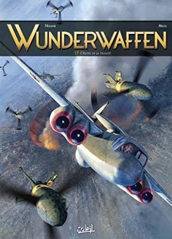 Couverture de l'album Wunderwaffen - 17. L'Antre de la cruauté