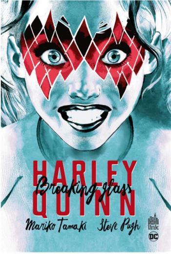 Couverture de l'album Harley Quinn : Breaking Glass (One-shot)