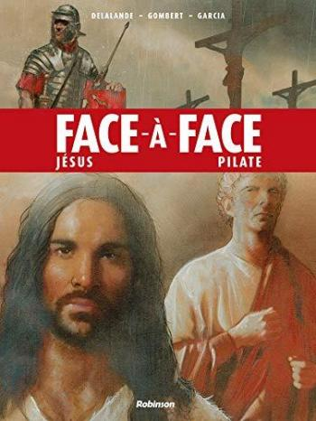 Couverture de l'album Face-à-face - 2. Jésus - Pilate