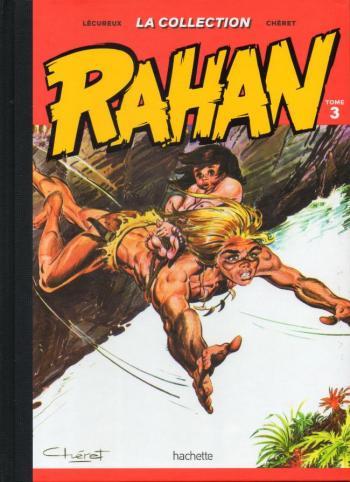 Couverture de l'album Rahan (Hachette) - 3. L'Arc du ciel
