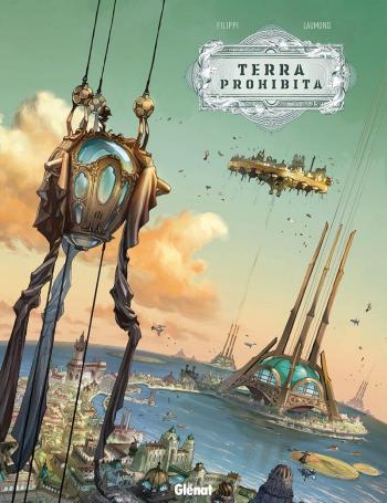 Couverture de l'album Terra prohibita - 1. Tome 1