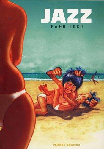 Couverture de l'album Jazz (Fano Loco) (One-shot)