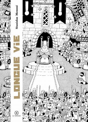 Couverture de l'album Longue vie (One-shot)