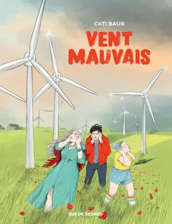 Couverture de l'album Vent mauvais (One-shot)