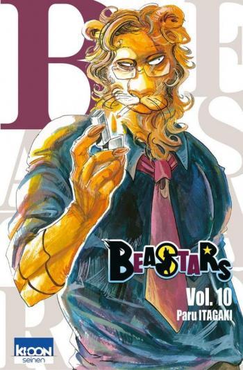 Couverture de l'album Beastars - 10. Tome 10