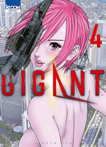 Couverture de l'album Gigant - 4. Tome 4