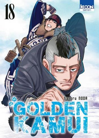 Couverture de l'album Golden Kamui - 18. Tome 18