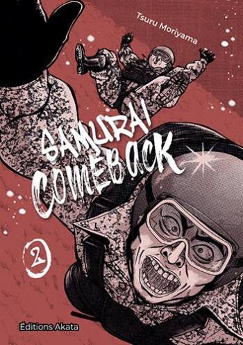 Couverture de l'album Samurai Comeback - 2. En cavale