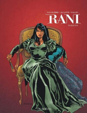 Couverture de l'album Rani - 8. Marquise