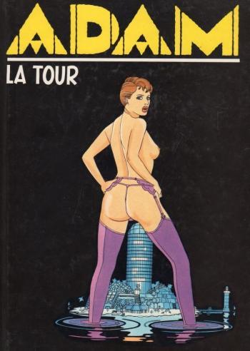Couverture de l'album La Tour (One-shot)
