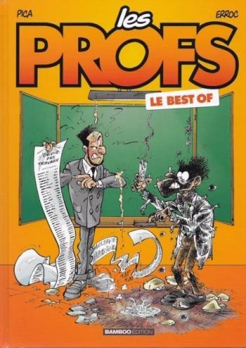 Couverture de l'album Les Profs - HS. Le best of
