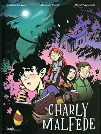 Couverture de l'album Charly Malfède (One-shot)