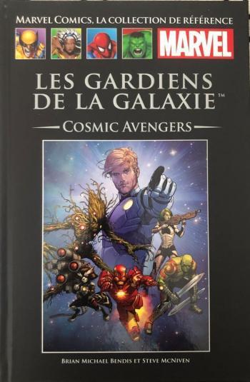 Couverture de l'album Marvel Comics - La Collection de référence - 93. Les Gardiens de la galaxie - Cosmic avengers