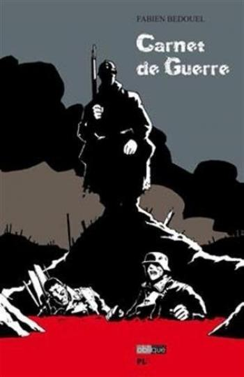 Couverture de l'album Carnet de guerre (One-shot)