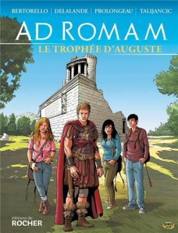 Couverture de l'album Ad Romam - 1. Le Trophée d'Auguste
