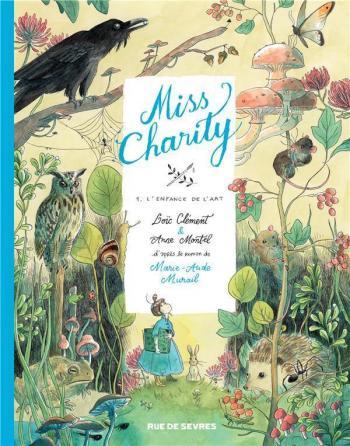 Couverture de l'album Miss Charity - 1. L'Enfance de l'art