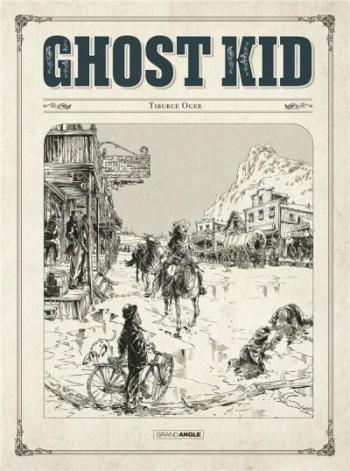 Couverture de l'album Ghost Kid (One-shot)