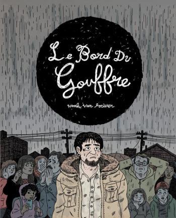 Couverture de l'album Le Bord du gouffre (One-shot)