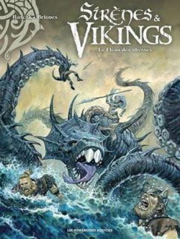 Couverture de l'album Sirènes et vikings - 1. Le Fléau des abysses