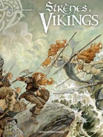 Couverture de l'album Sirènes et vikings - 2. Écume de nacre