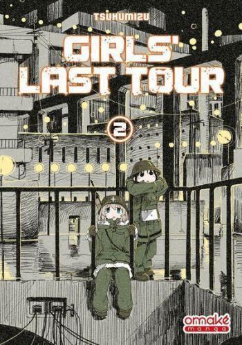 Couverture de l'album Girls Last Tour - 2. Tome 2