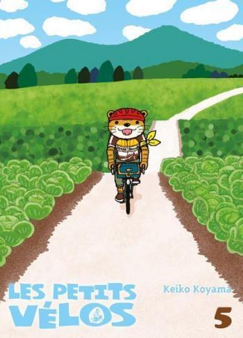 Couverture de l'album Les Petits Vélos - 5. Tome 5