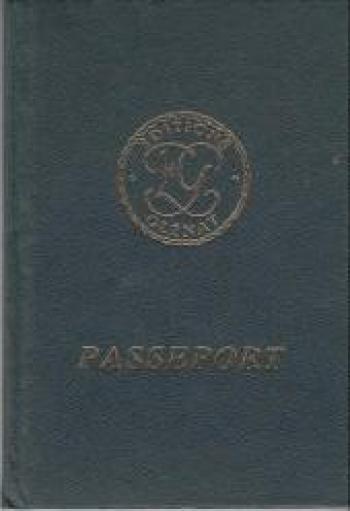 Couverture de l'album Louis la Guigne - HS. Passeport
