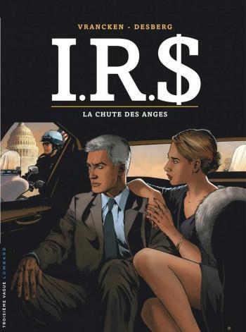 Couverture de l'album I.R.$. - 21. La Chute des anges