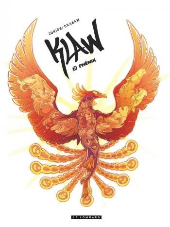 Couverture de l'album Klaw - 12. Phénix