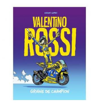 Couverture de l'album Valentino Rossi (One-shot)