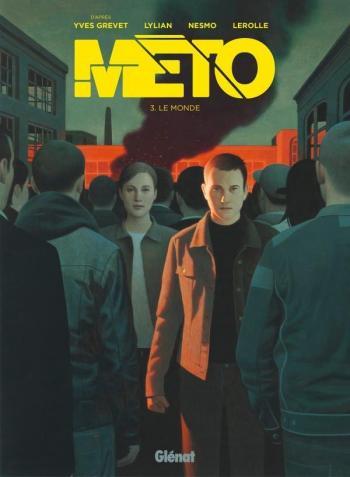 Couverture de l'album Méto - 3. Le Monde