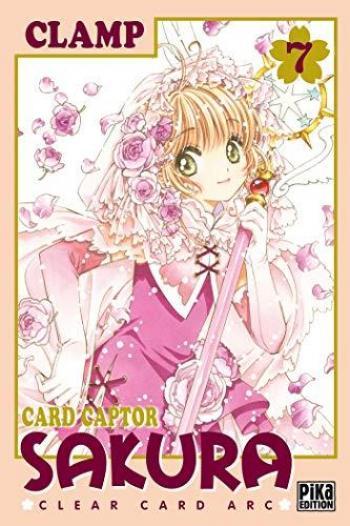 Couverture de l'album Card Captor Sakura - Clear Card Arc - 7. Tome 7