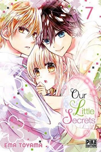 Couverture de l'album Our Little Secrets - 7. Tome 7