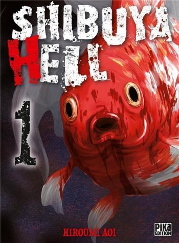 Couverture de l'album Shibuya Hell - 1. Tome 1