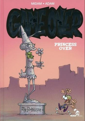 Couverture de l'album Game Over - HS. Princess Over