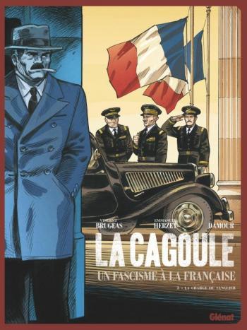 Couverture de l'album La Cagoule - 3. La Charge du sanglier