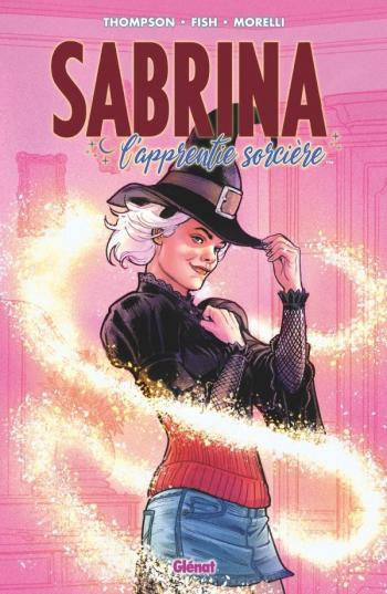 Couverture de l'album Sabrina L'apprentie sorcière - 1. L'apprentie sorcière